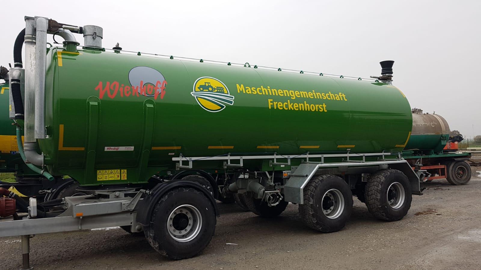 Wemhoff Tankanhänger 26,5 m³