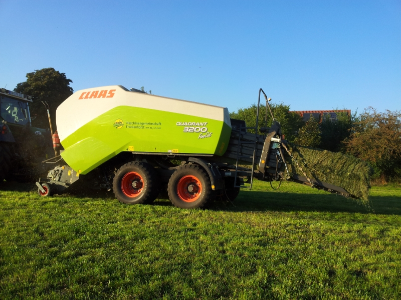 Claas Quadrant 3200 Fine Cut