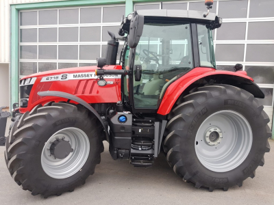 Massey Ferguson 6716 S DVT Exclusive