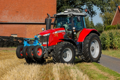 Massey Ferguson 7724 VT Exclusive