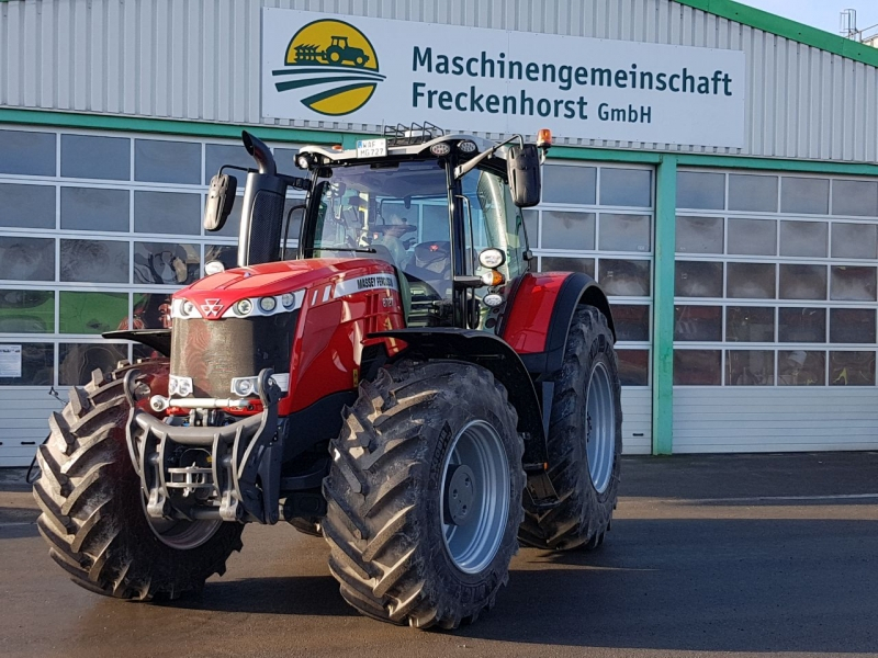 Massey Ferguson 8727 VT Exclusive