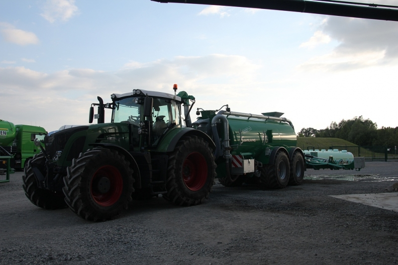 Fendt 930 Vario TMS (Fa. Agrarvis)