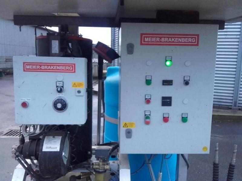 Transportabler Hochdruckreiniger